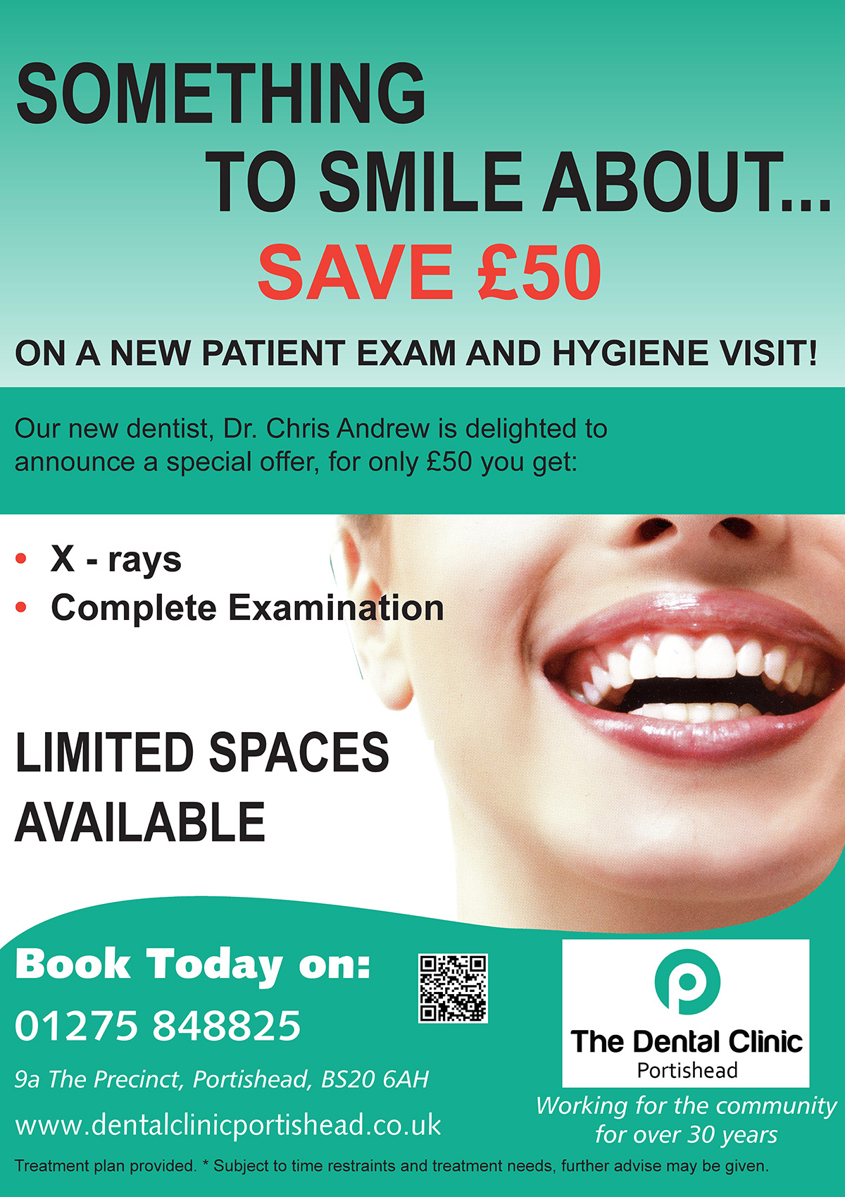 The Dental Clinic Portishead Offers