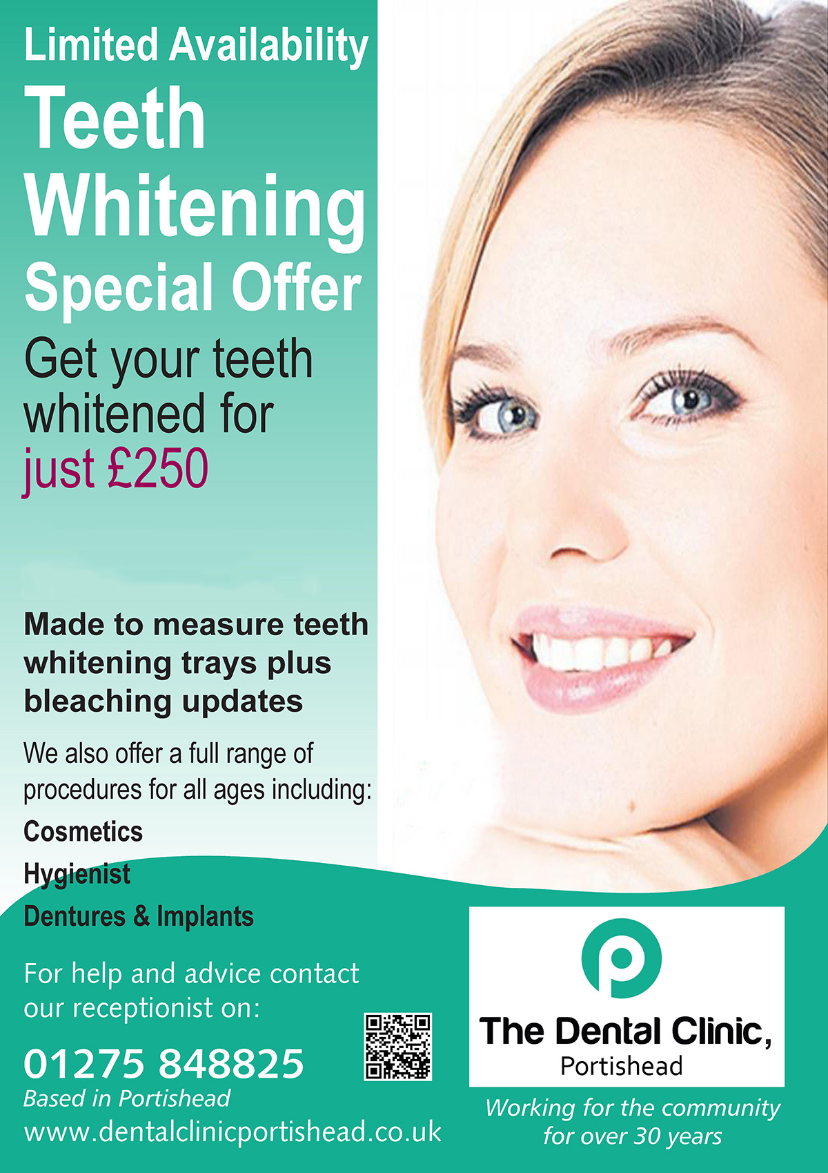 Teeth Whitening Portishead